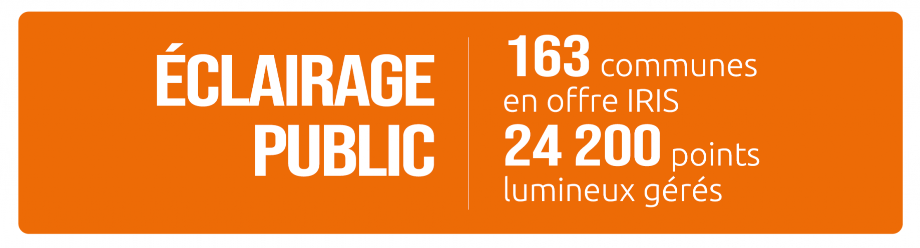 ECLAIRAGE PUBLIC 2021