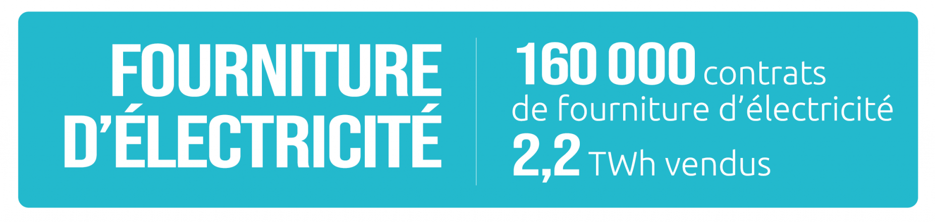 FOURNITURE ELECTRICITE 2021